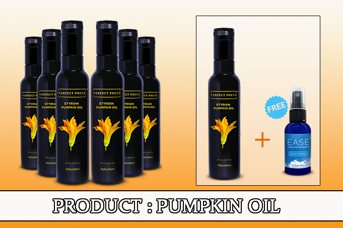 Pumpkin Oil Review