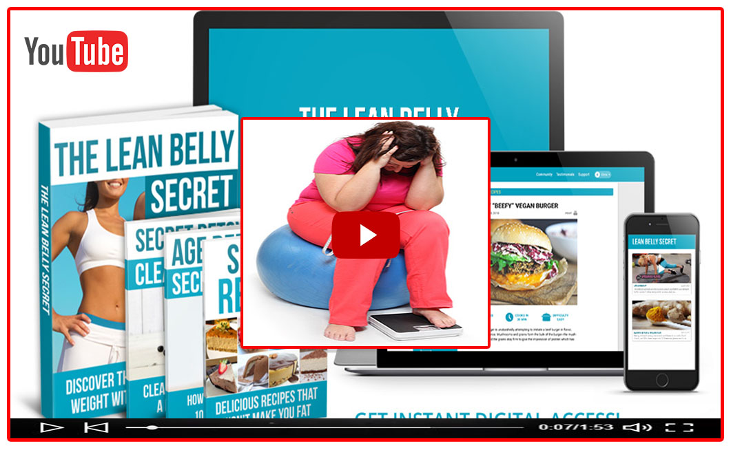 Video Lean Belly Secret