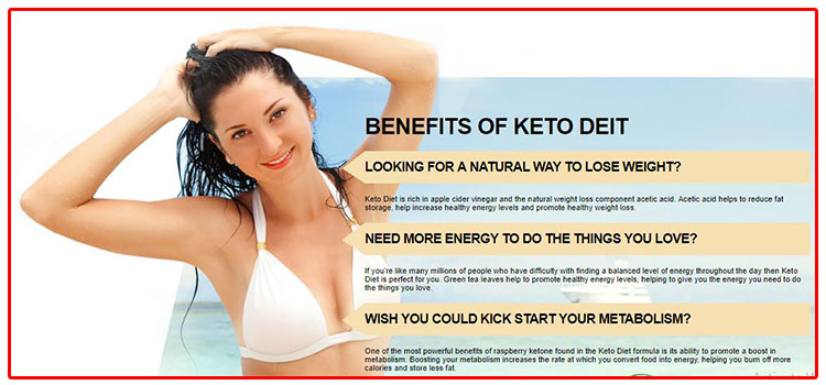 BENEFITS OF KETO DEIT