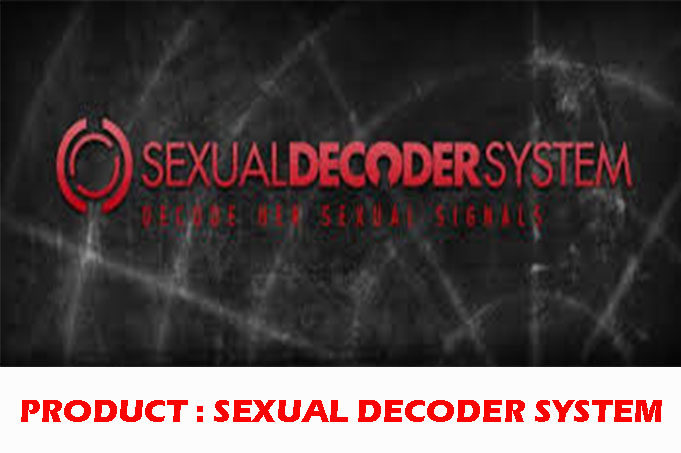 Sexual Decoder System Review-Recovered