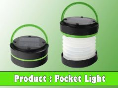 Pocket Light Review