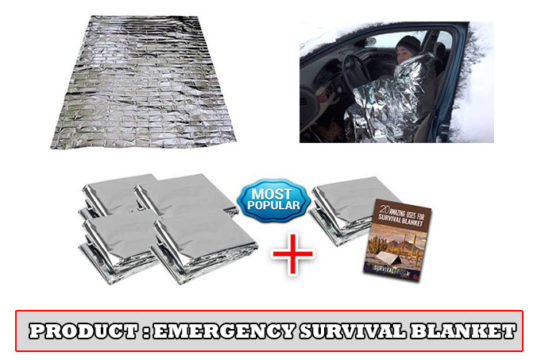 Emergency Survival Blanket
