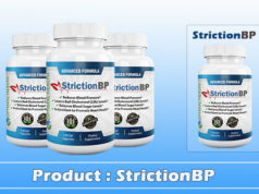 Striction Bp Review