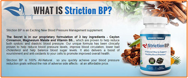 What is Striction BP
